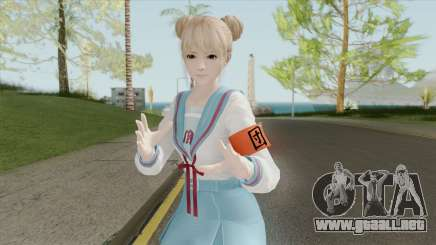 Marie Rose (North High Sailor Uniform) para GTA San Andreas