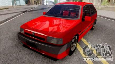 Fiat Tipo Red para GTA San Andreas