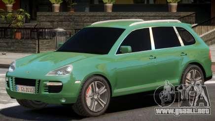 Porsche Cayenne TS para GTA 4