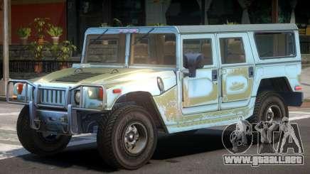 Hummer H1 V1 para GTA 4