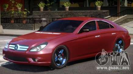 Mercedes CLS 63 para GTA 4