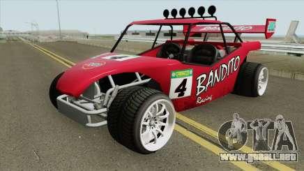 Bandito GTA V para GTA San Andreas