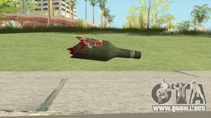 Broken Stronzo Bottle V2 GTA V para GTA San Andreas