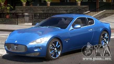Maserati Gran Turismo Y12 R1 para GTA 4