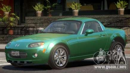 Mazda MX5 ST para GTA 4