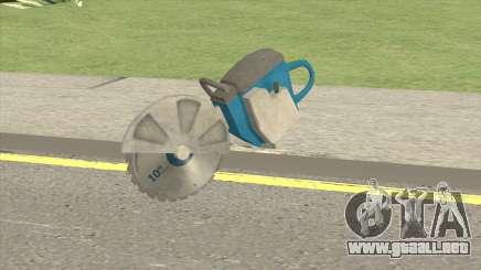 Chainsaw GTA IV para GTA San Andreas
