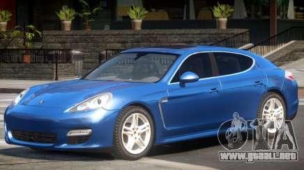 Porsche Panamera Y10 para GTA 4