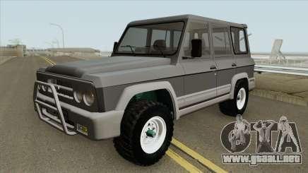 Aro 244 V2 para GTA San Andreas