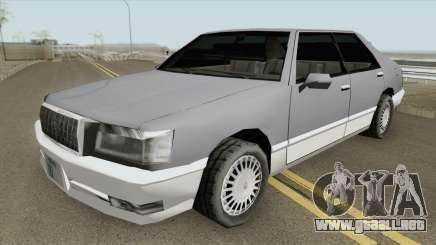 Toyota Crown Majesta (SA Style) 1995 para GTA San Andreas