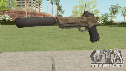 Silenced Pistol (Fortnite) HQ para GTA San Andreas