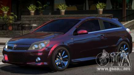 Vauxhall Astra para GTA 4