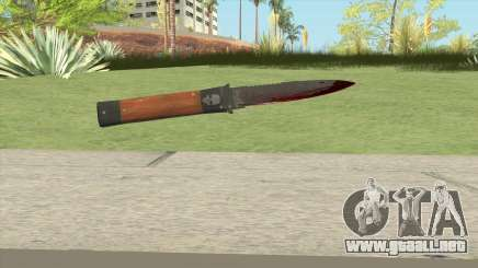 Edinburgh Switchblade (Bodyguard) V2 GTA V para GTA San Andreas