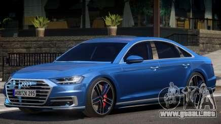 Audi A8 Elite para GTA 4