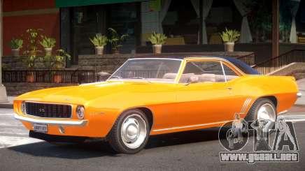 1968 Camaro SS para GTA 4