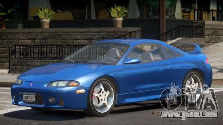 Mitsubishi Eclipse Old para GTA 4