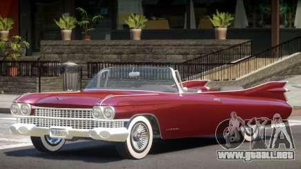 1959 Cadillac Eldorado para GTA 4