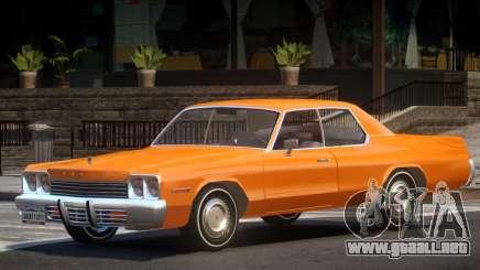 1973 Dodge Monaco para GTA 4