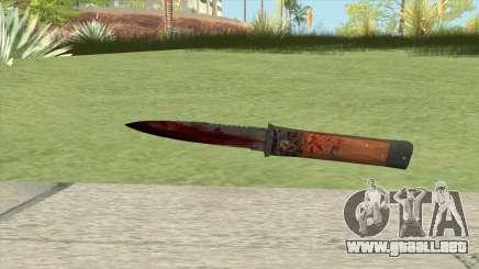 Edinburgh Switchblade (Bodyguard) V3 GTA V para GTA San Andreas