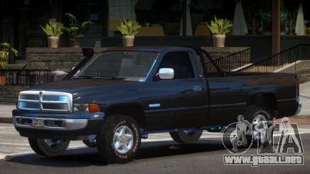 Dodge Ram 2500 V1 para GTA 4