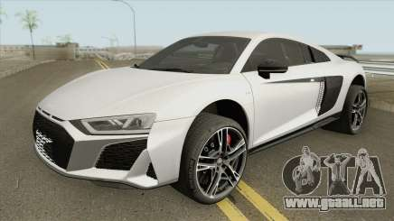 Audi R8 V10 Performance 2020 (HQ) para GTA San Andreas