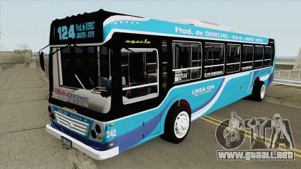 Metalpar Iguazu II MB-1718L-SB (Linea 124) para GTA San Andreas