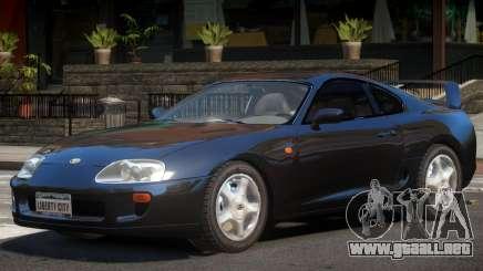 Toyota Supra Y7 para GTA 4