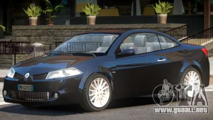 Renault Megane RS V1.1 para GTA 4