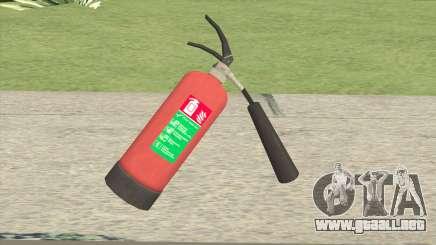 Fire Extinguisher GTA IV para GTA San Andreas