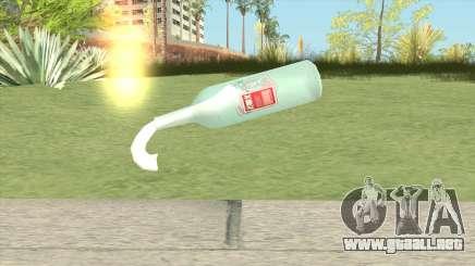 Molotov Cocktail GTA IV para GTA San Andreas