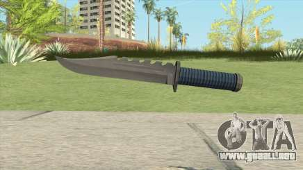 Hawk And Little Knife V1 GTA V para GTA San Andreas