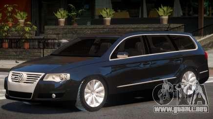 Volkswagen Passat R50 para GTA 4