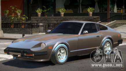 Nissan 280ZX V1.0 para GTA 4