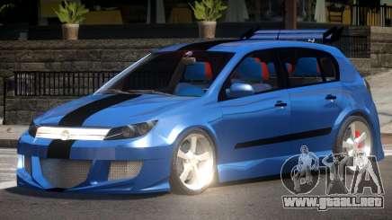 Opel Astra Custom para GTA 4
