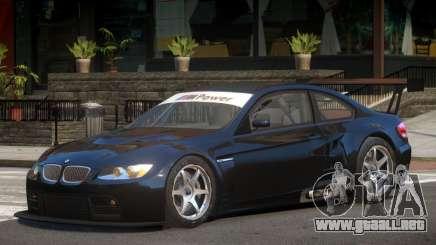 BMW M3 GT V1.1 para GTA 4