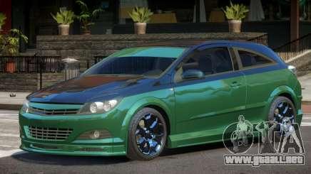 Opel Astra Tuned para GTA 4
