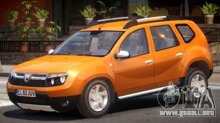 Dacia Duster V1.0 para GTA 4