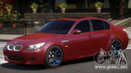 BMW E60 R1 para GTA 4