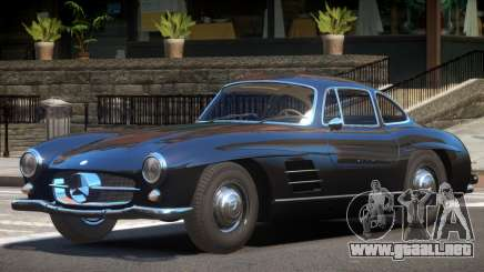 1954 Mercedes Benz 300SL Coupe para GTA 4