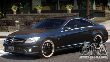 Mercedes Benz CL65 Y10 R1 para GTA 4