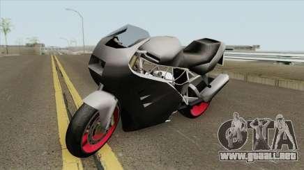 FCR-900 (Project Bikes) para GTA San Andreas