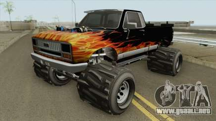 Felino Big Turbo (MP3 EXM) para GTA San Andreas
