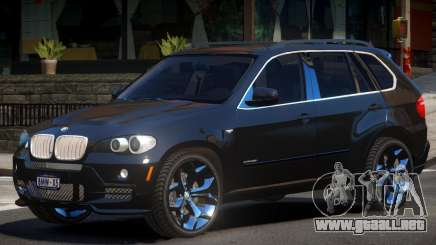 BMW X5 Y9 V1.2 para GTA 4