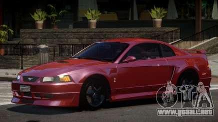 Ford Mustang SVT V1 para GTA 4