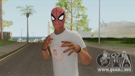 Esu Suit From Spider Man PS4 para GTA San Andreas
