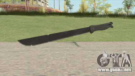 Machete (Fortnite) HQ para GTA San Andreas
