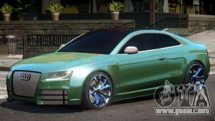 Audi S5 FSI V1 para GTA 4