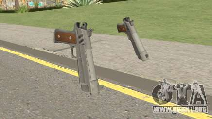 Pistol (Fortnite) HQ para GTA San Andreas