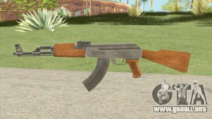 Assault Rifle GTA IV para GTA San Andreas