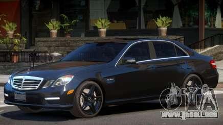Mercedes E63 V1.1 para GTA 4