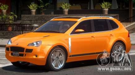 Pfister Cayenne para GTA 4